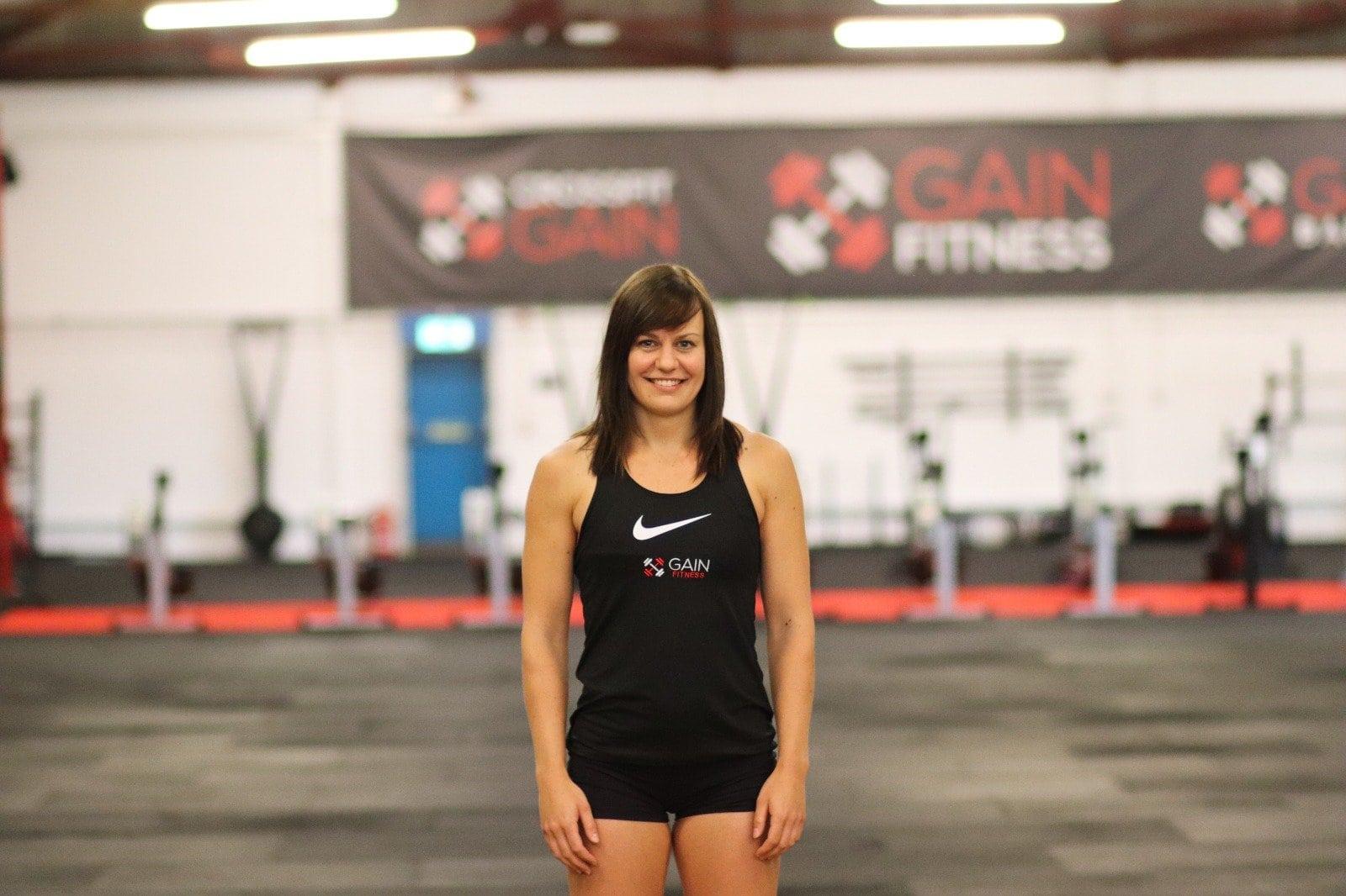 Rachel Wilkinson GAIN Fitness Norwich